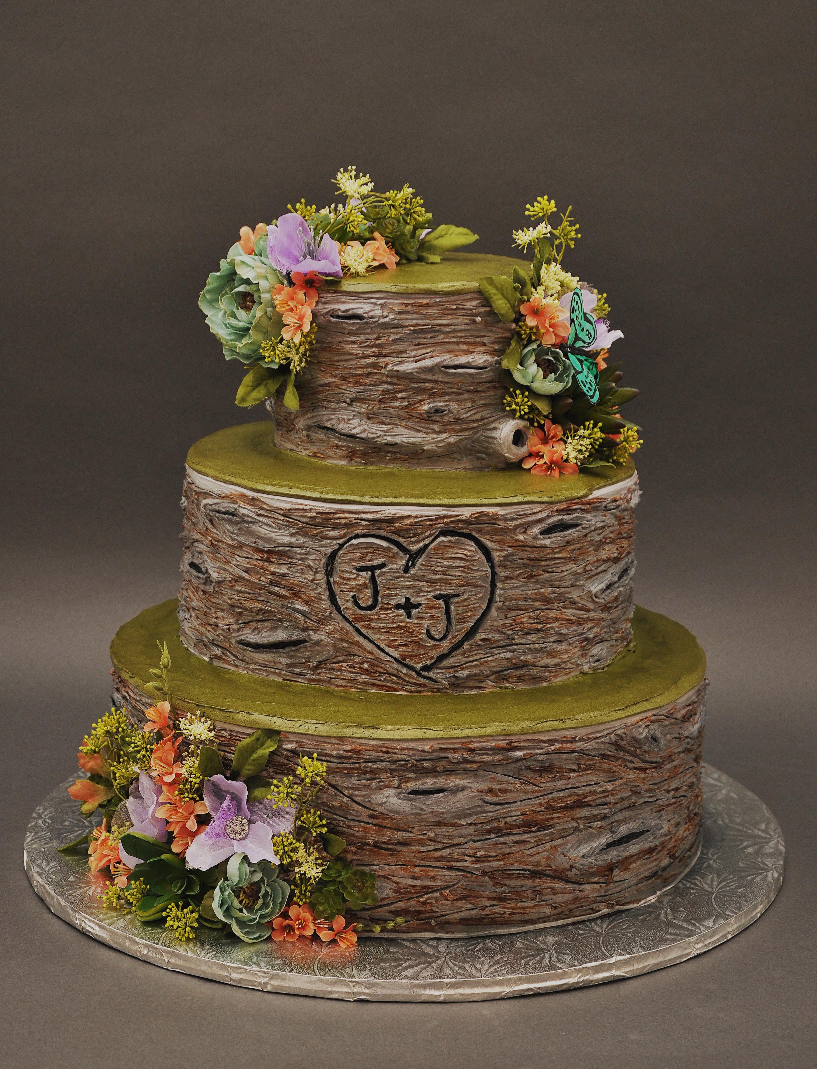 Bethel Bakery Cake Stump