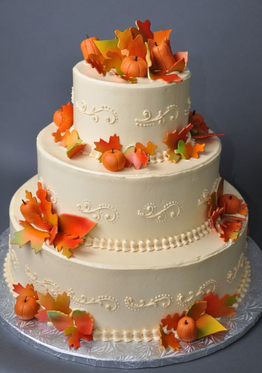 Bethel Bakery Wedding Cake
