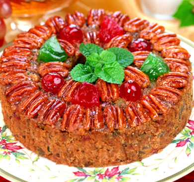 Collin Street Bakery Fruit Cake Recipe