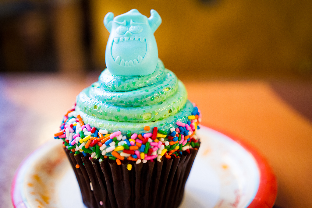 8 Photos of Walt Disney World Cupcakes