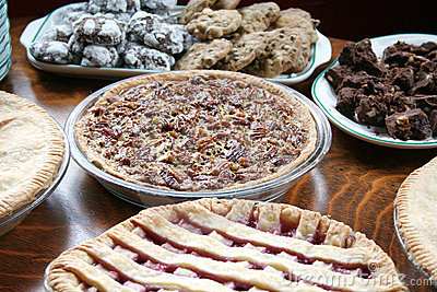 Cookies Cakes and Pies