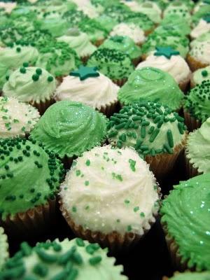 Emerald City Cupcakes