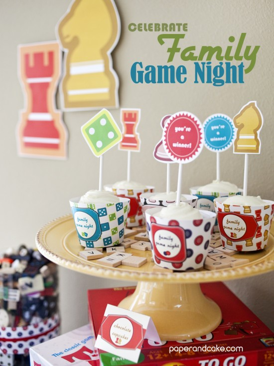 Game Night Party
