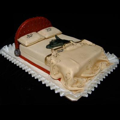 Godfather Horse Head Cake