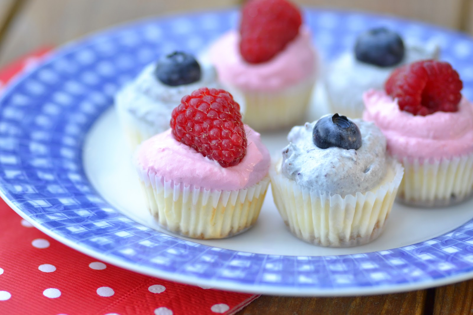 7 Photos of White Chocolate Raspberry Cheesecake Cupcakes