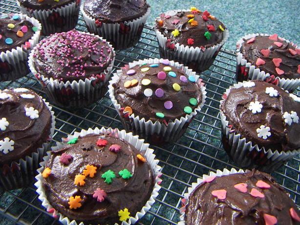 Mom's Chocolate Cupcakes: Sometimes