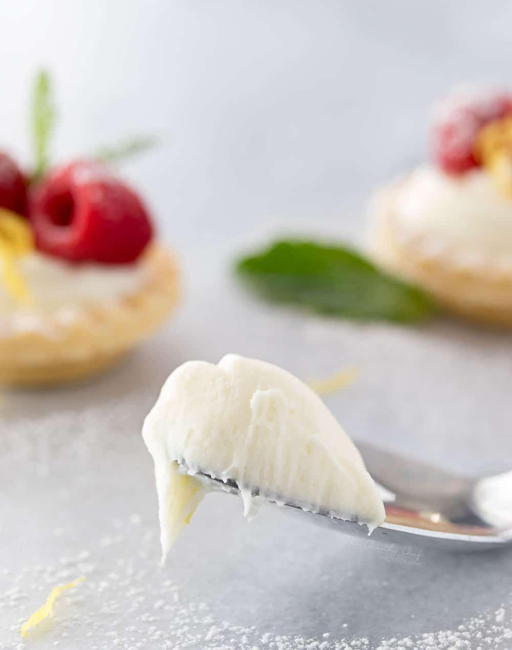 No-Bake Mini Cheesecakes Tarts