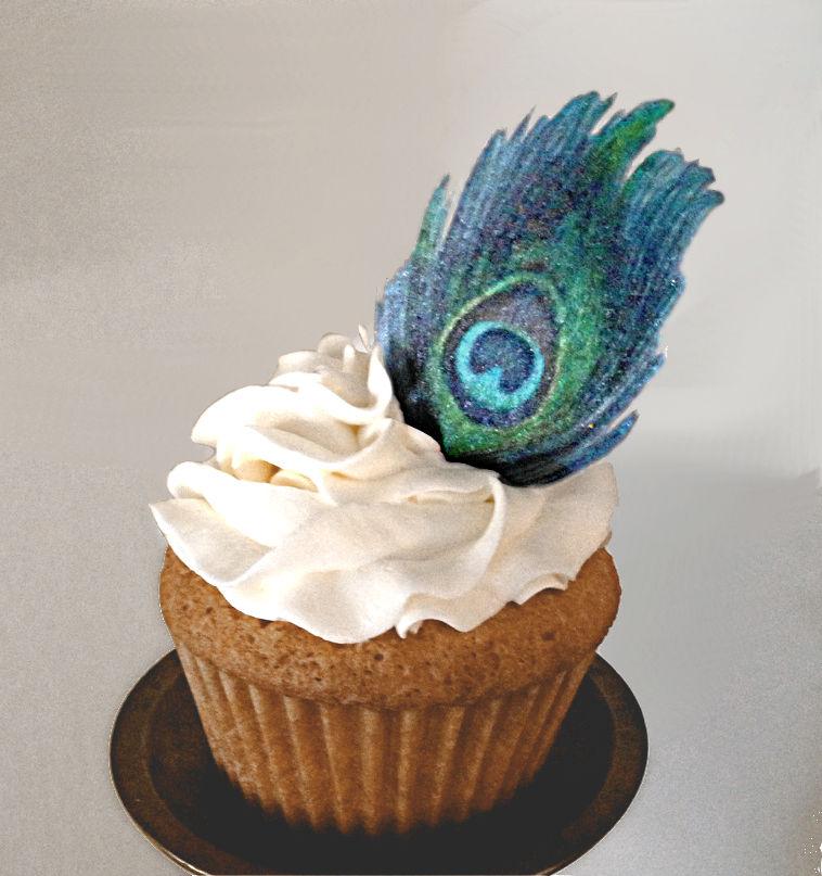 Peacock Cake Decoration