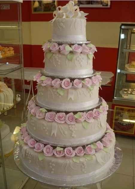 11 Photos of Bakery Wedding Cakes Product