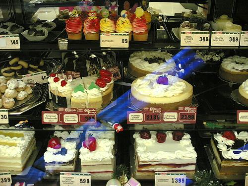 Ralphs Bakery Cakes