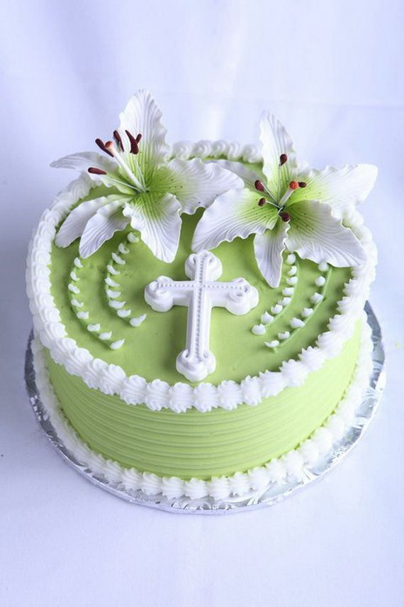 9 Photos of Christian Easter Cakes