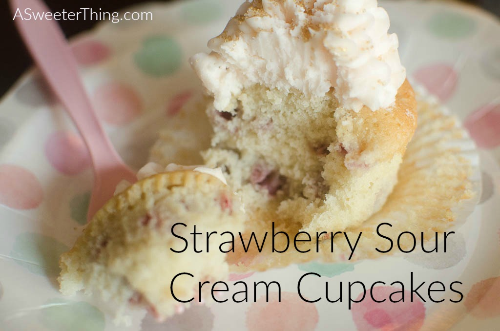 Strawberry Sour Cream
