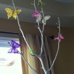 Tree Branch Centerpiece DIY