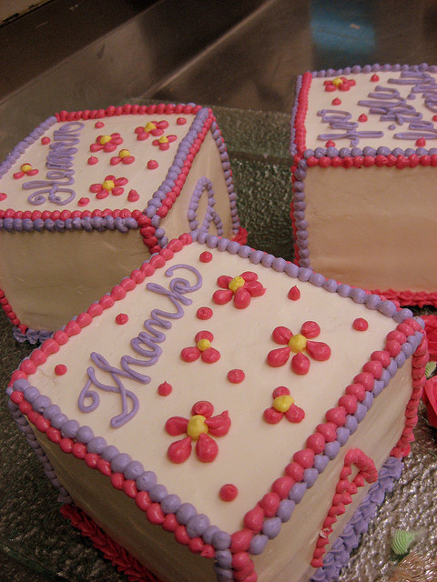 Wegmans Baby Shower Cakes