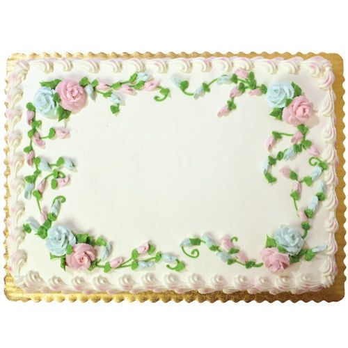 Wegmans Celebration Cakes