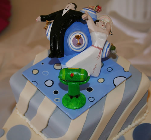 Weird Wedding Cakes