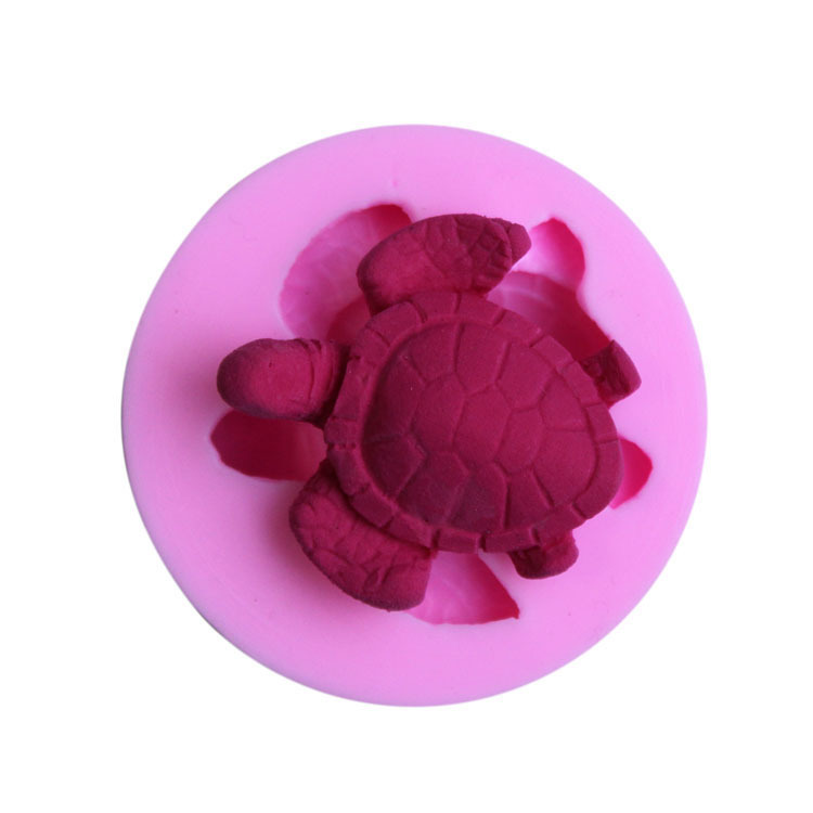 3D Silicone Cake Mold