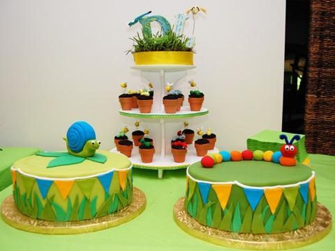 Bug Themed Birthday Party Ideas