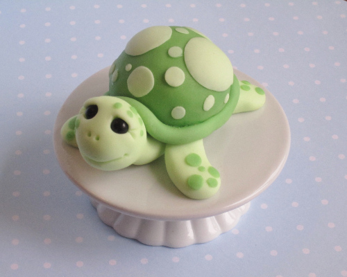 Cupcake Turtle Cakes Tutorial