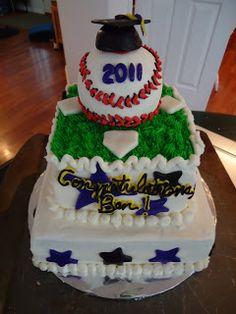 Graduation Cat Cake Ideas