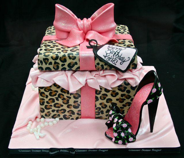 Happy Birthday Cakes for Women