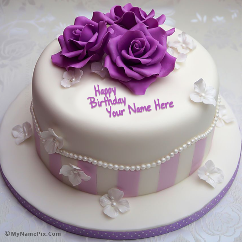 Happy Birthday Cakes for Women