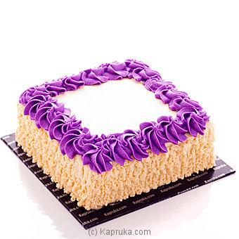 How to Make Ribbon Cake in Sri Lanka