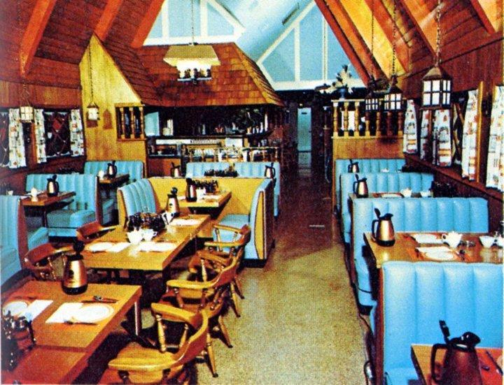 Ihop International House of Pancakes Restaurant
