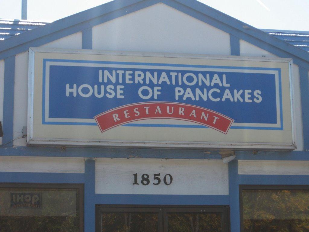 International House of Pancakes Locations