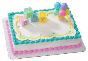 Kroger Baby Cakes