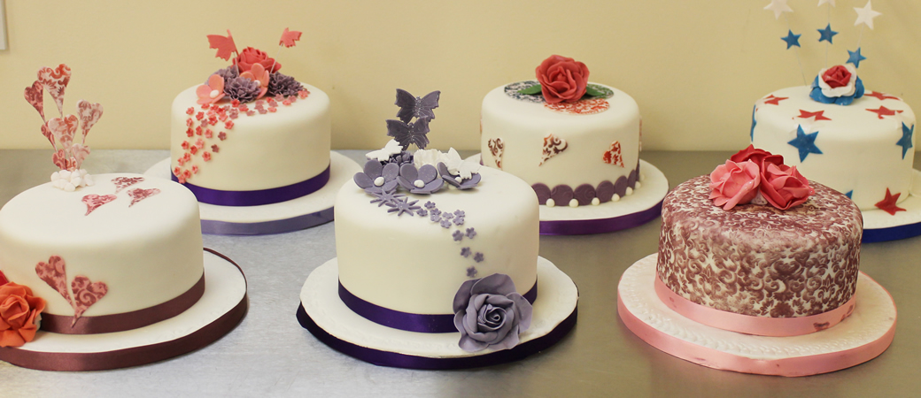 Learning to Decorate Cakes Professionally