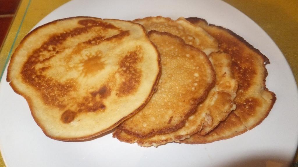Low Carb Cream Cheese Pancake Recipe