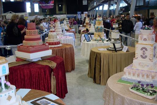 Oklahoma State Fair Cake Competition