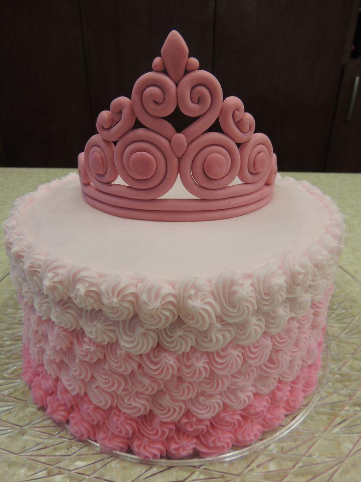 Pinterest Princess Cake