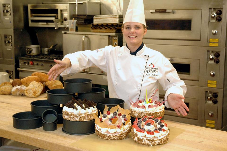 Professional Cake Baking Pans