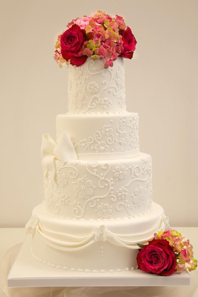 Professional Wedding Cakes