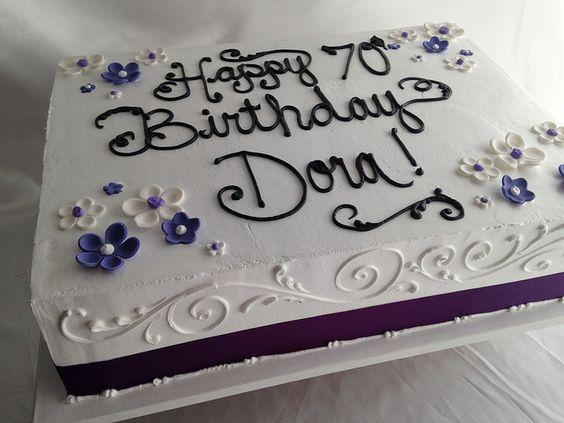10 Photos of Graduation Sheet Cakes Elegant Purple