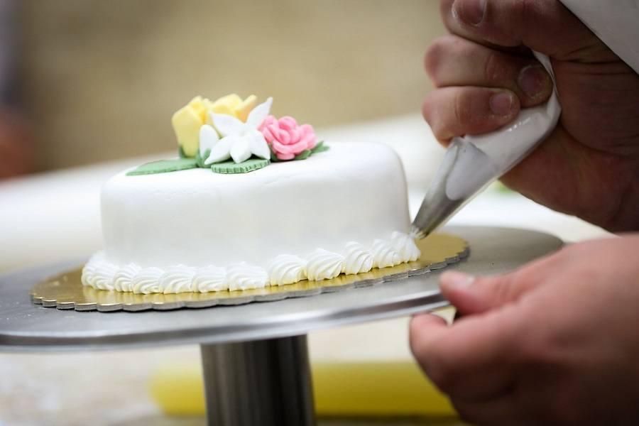 Satisfying Cake Decorating