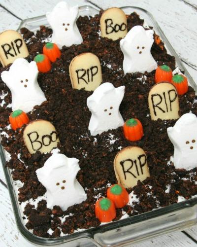 9 Photos of Spooky Oreo Halloween Cupcakes