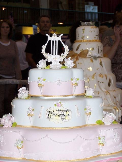 Tulsa Wedding Cakes