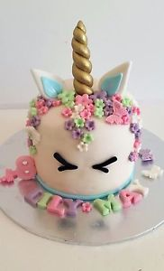 Unicorn Cake Decorations