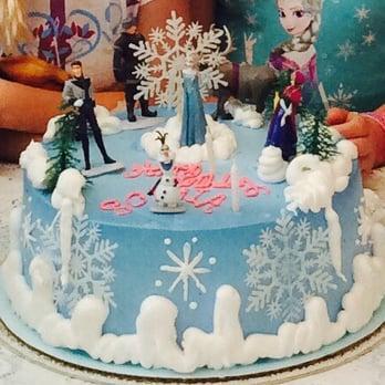 Walmart Bakery Catalog Birthday Cake Frozen
