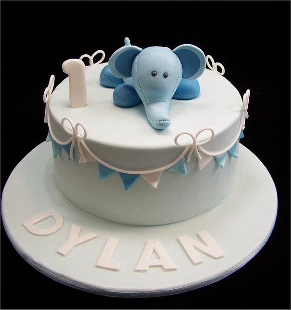 1st Birthday Cake Ideas for Boys