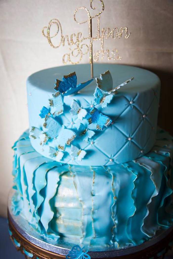 2015 Cinderella Birthday Cake Ideas