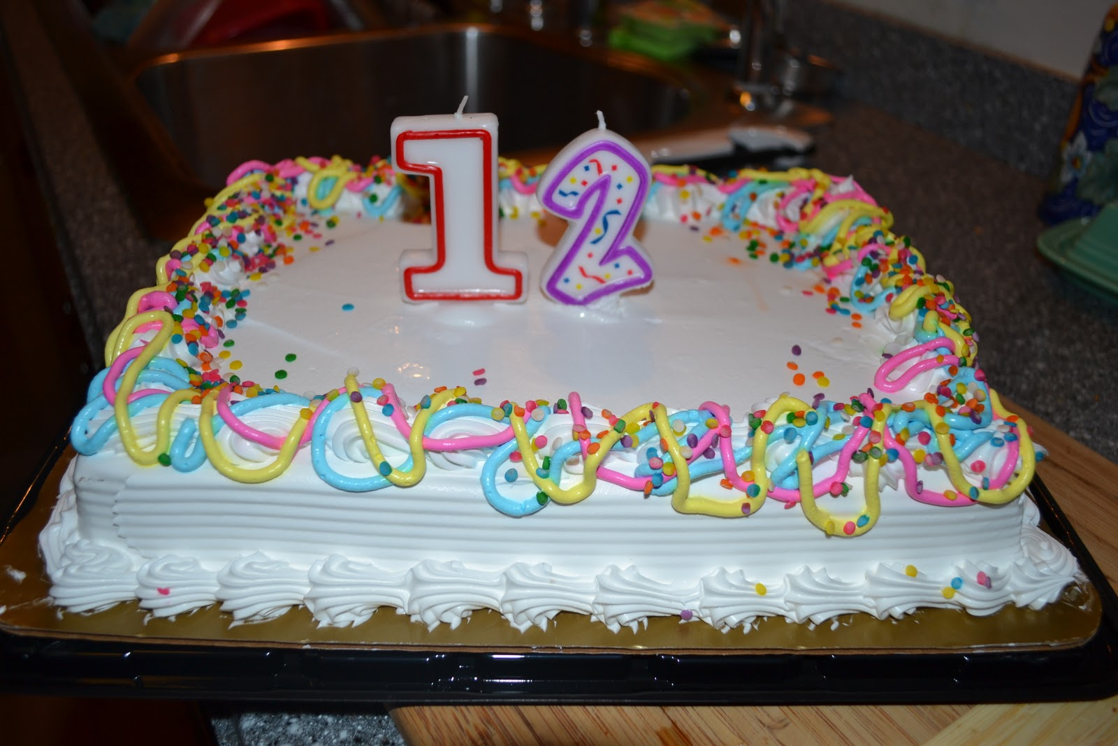 7 Photos of Mom Stop And Shop Birthday Cakes