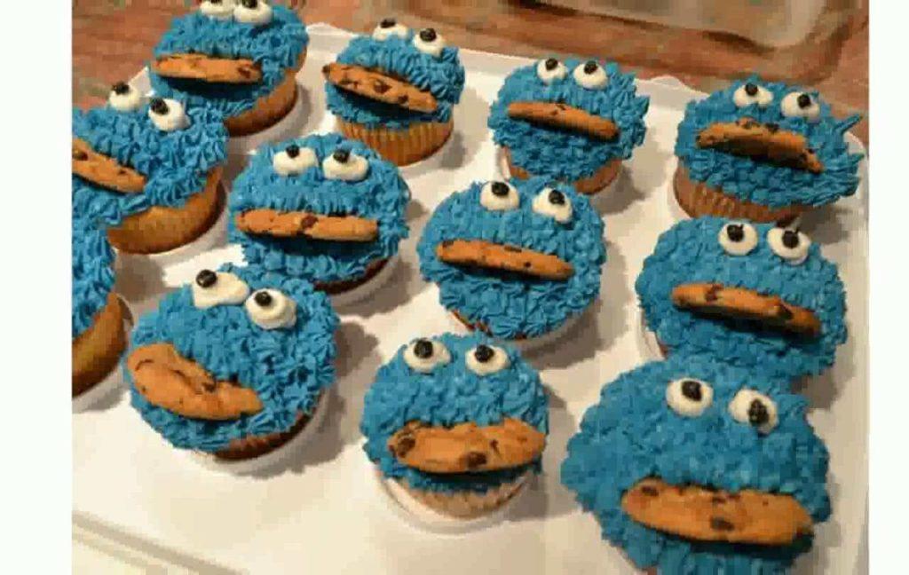 10 Photos of Easy Cupcakes For Boys