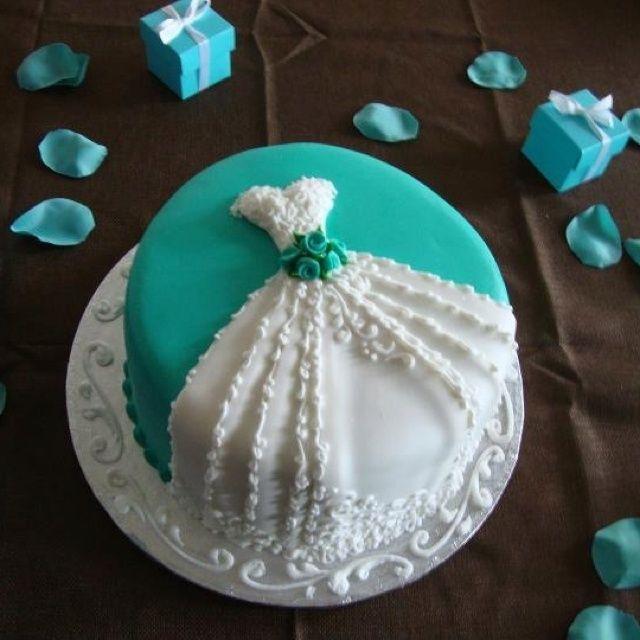 Bridal Shower Cake