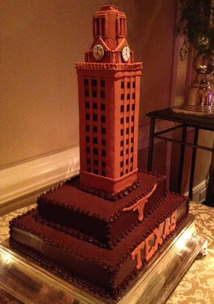 Cake Graduation for University of Texas at Austin