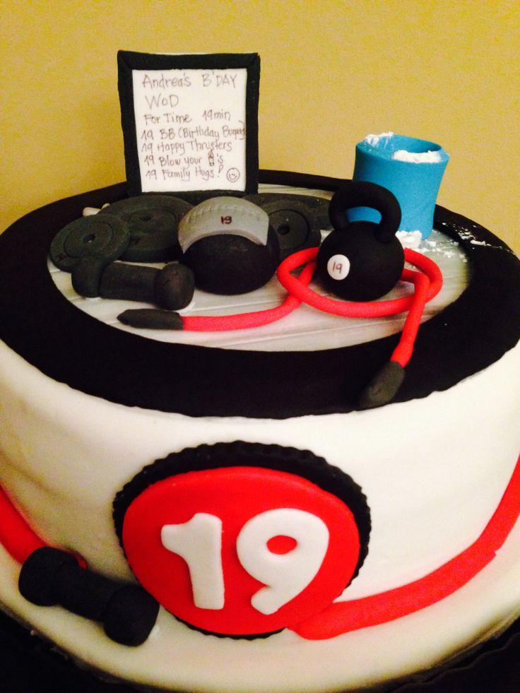 CrossFit Cake Ideas