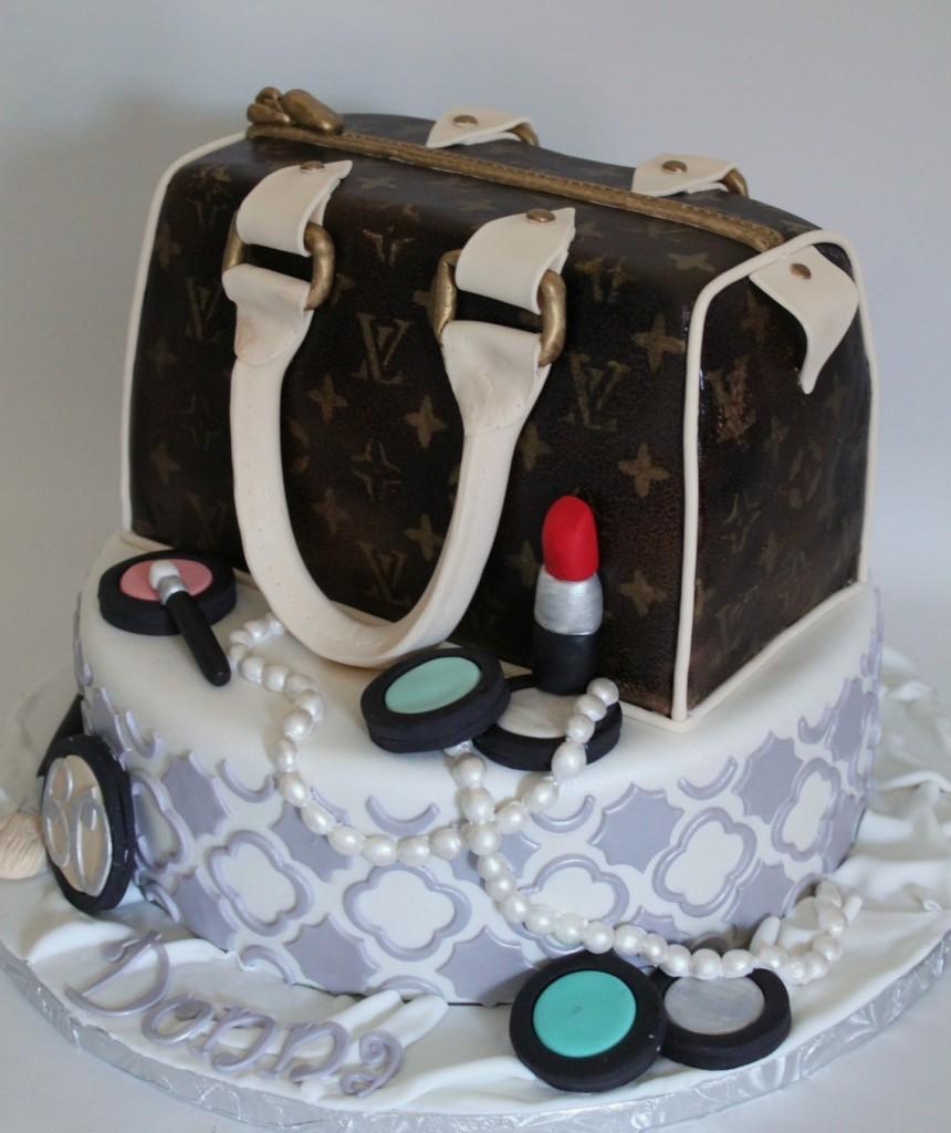 12 Photos of Cakes Shaped Like Designer Bags